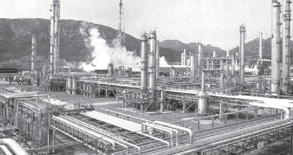 1976.11 Awarded Ethylene plant from Honam Petrochemical Corp.
