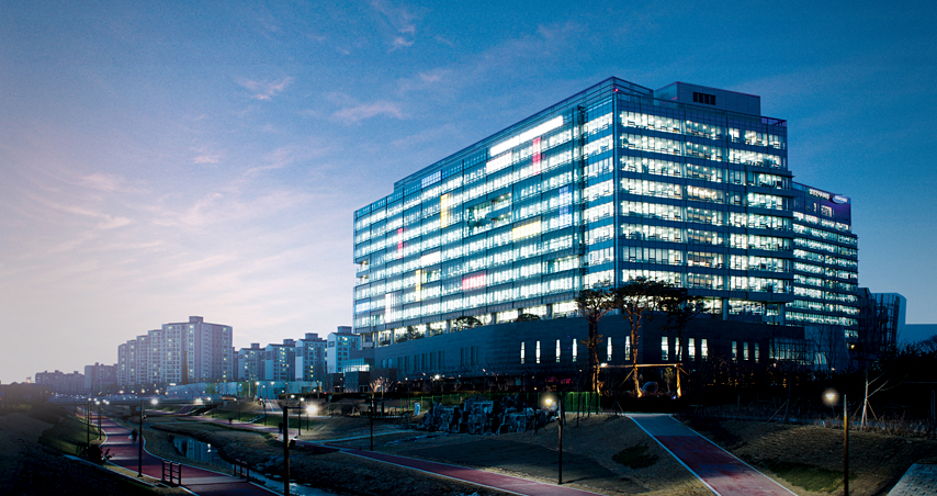 2012.04 Opened Samsung Global Engineering Center (New Headquarters) in Seoul