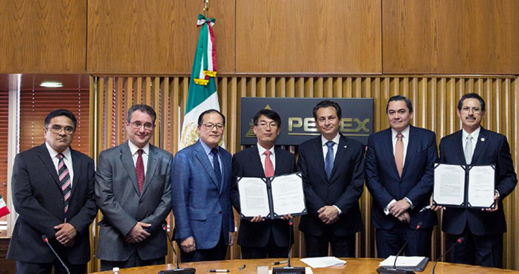 Awarded ULSD plant from PEMEX in Mexico